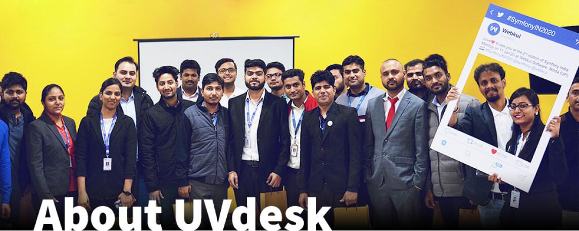 About UVdesk