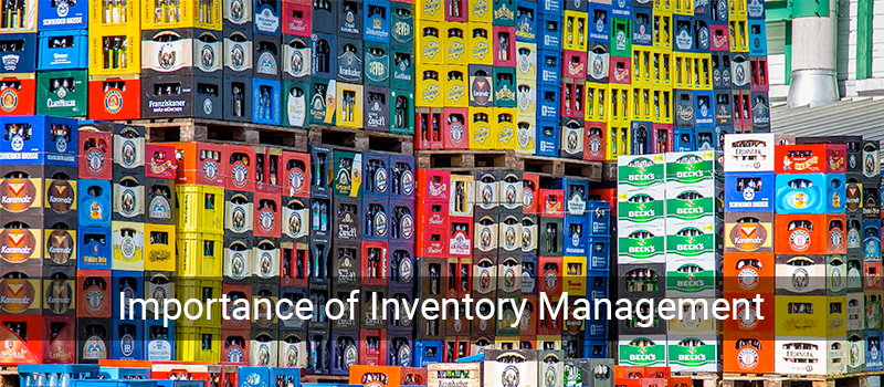 Importance of Inventory-management