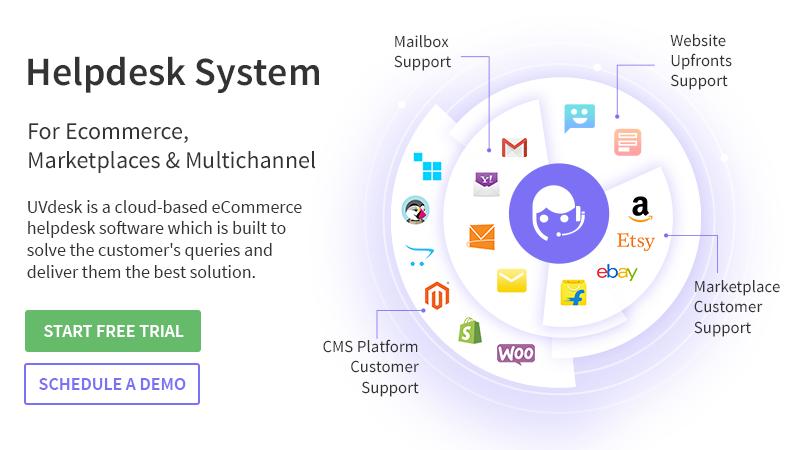 Arabic E-commerce Helpdesk System