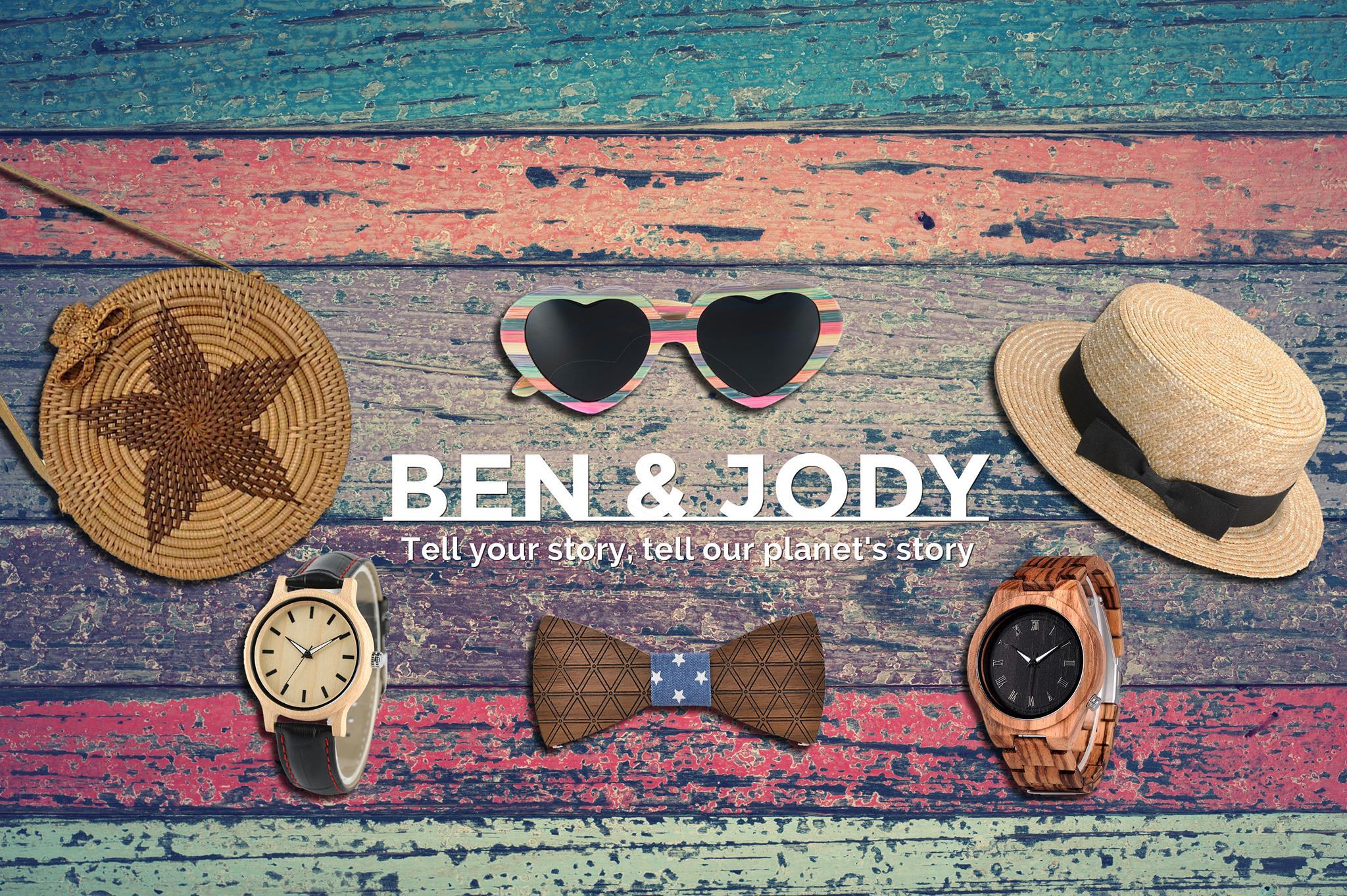 Ben and jody