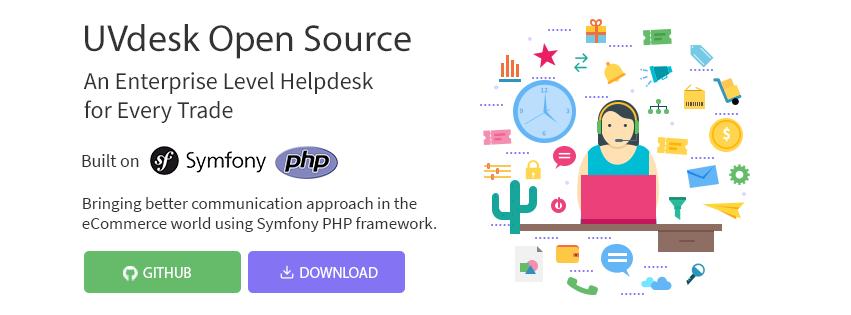 Open Source Helpdesk Ticketing