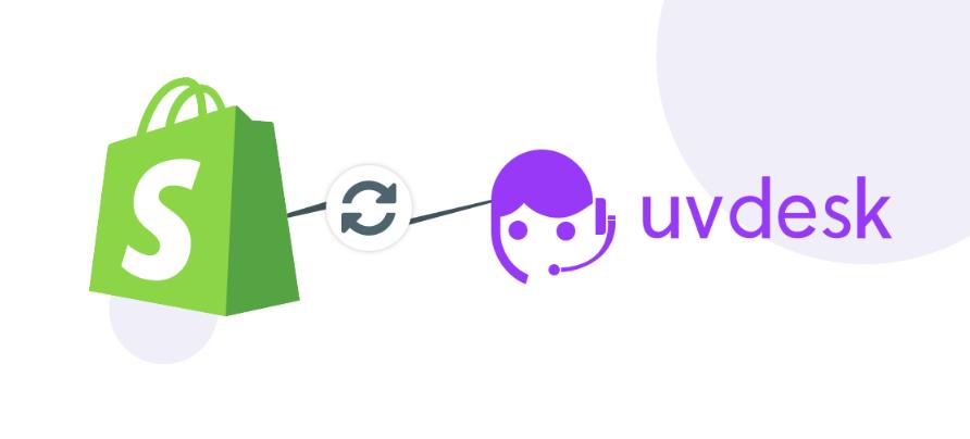 Shopify UVdesk Helpdesk