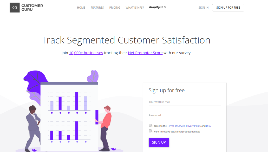 Customer Guru shopify app